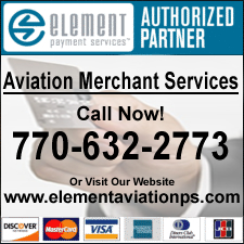Element Aviation Payment Services is dedicated to providing general aviation merchants nationwide with affordable credit card processing! We provide comprehensive merchant services for: