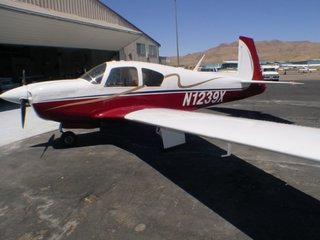Sterling Air Offers 1964 Mooney