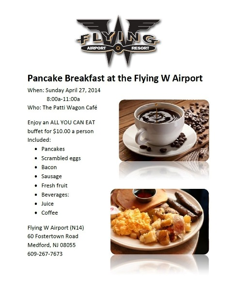 Event, Flyin, Breakfast at the Airport