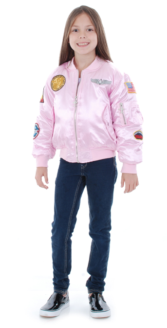 Girls Flight Jacket Pants