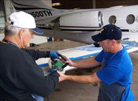 Professional Aircraft Detailing How To Jet Stream Aviation University Brings Know How To The