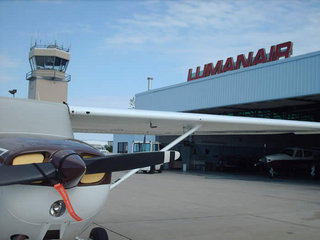 Lumanair Aviation Services<BR> Located at Chicago Aurora Airport