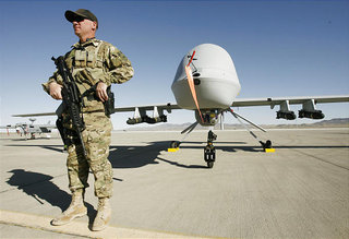 New unmanned aircraft tested at Dugway -