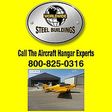 Worldwide Steel Buildings - The Aircraft Hangar Experts